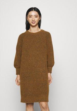 SLFSIF KAYA DRESS - Jumper dress - rubber