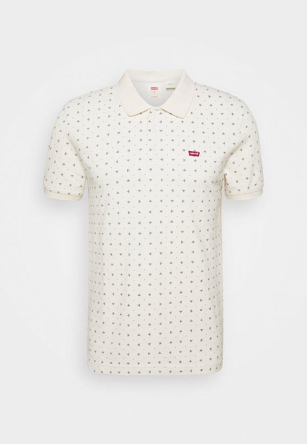 Levi's® NEW HOUSEMARK - Koszulka polo - neutrals/mleczny Odzież Męska YMEB