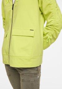 comma casual identity - Zip-up sweatshirt - lime - 4