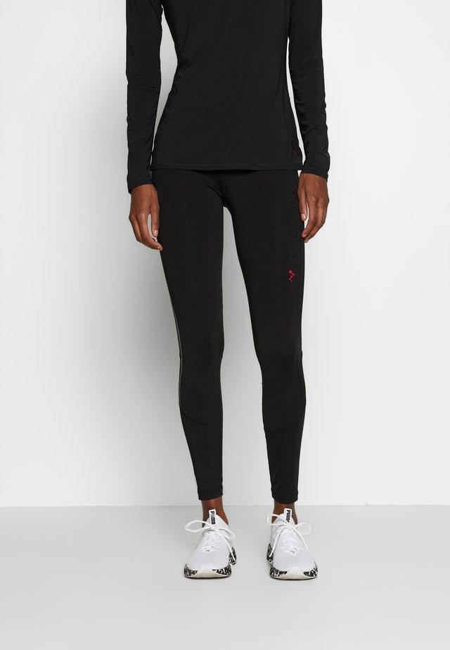ONPPERFORMANCE RUN TIGHTS TALL - Leggings - Trousers - black