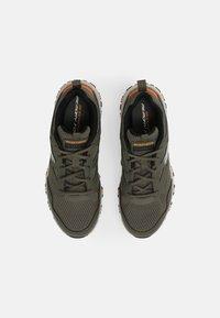 Skechers Sport - HILLCREST - Trainers - olive/black - 3