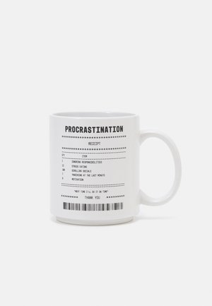 DAILY MUG UNISEX 4 PACK - Other accessories - white