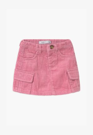 NMFBATUTS - A-line skirt - wild rose