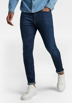 D-STAQ 3D - Jeans slim fit - worn in ultramarine