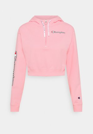 HOODED - Jersey con capucha - pink