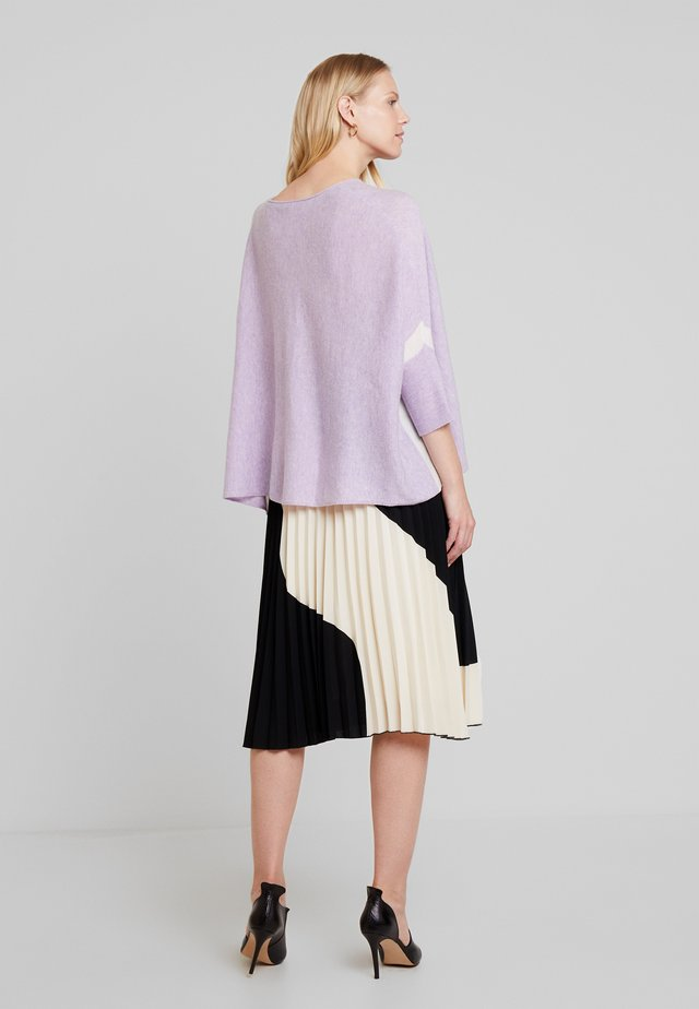 TJELVA DETAIL - Jersey de punto - grey lavender