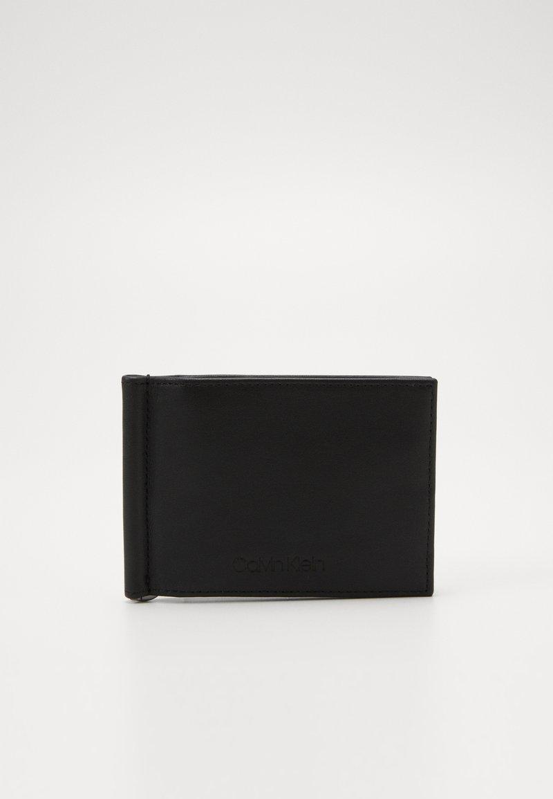Calvin Klein - FIRST MONEYCLIP - Wallet - black