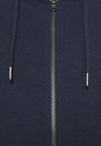 Jack & Jones - JJEBASIC ZIP HOOD - Felpa aperta - navy blazer - 2