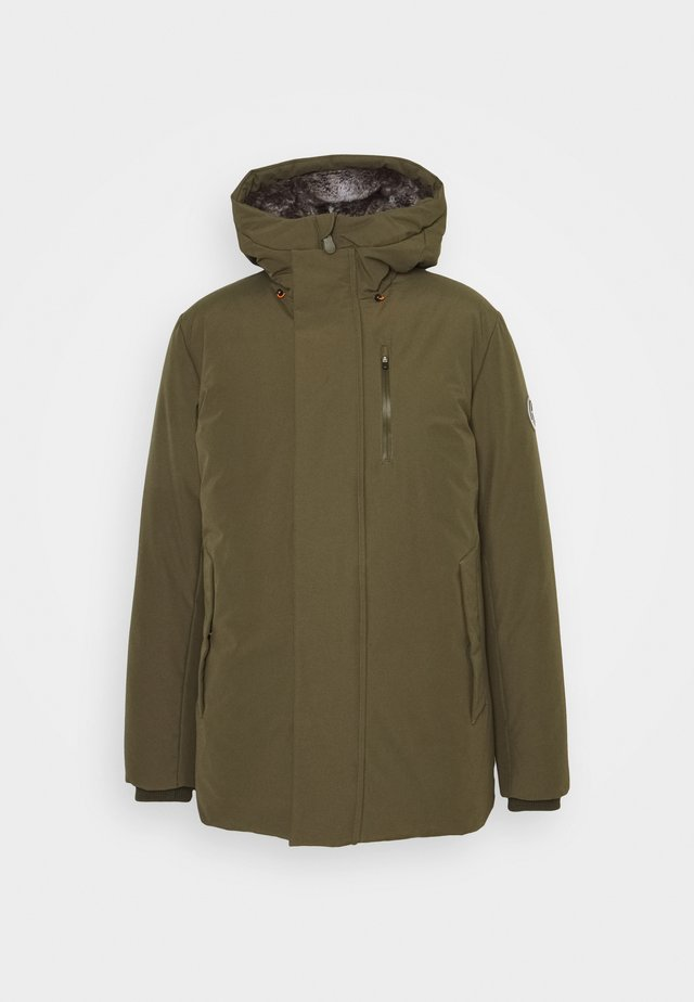 COPY - Winter jacket - thyme green