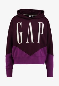 GAP - SPLICE - Hoodie - secret plum - 4