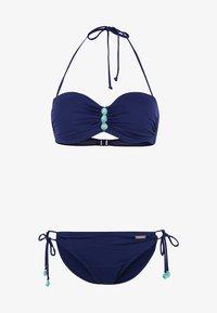 LASCANA - Bikini - navy - 6