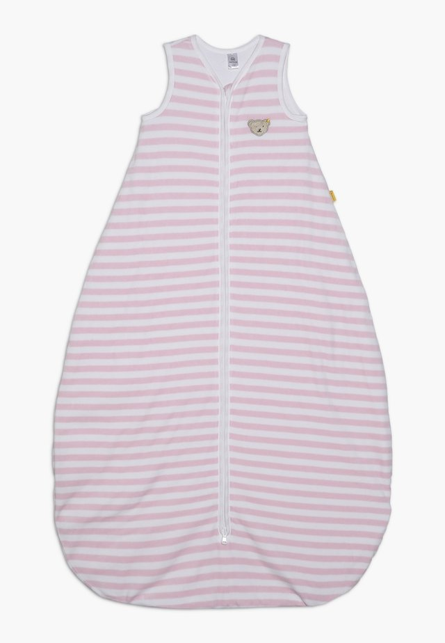 SLEEPING BAG BABY - Sacco nanna - barely pink