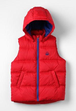 WAISTCOAT - Vest - red
