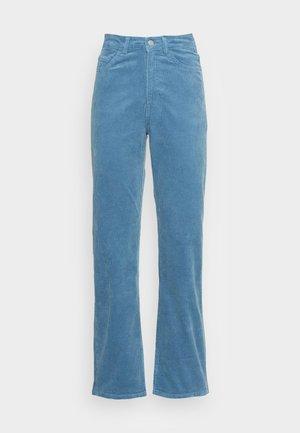 ROWE TROUSER - Trousers - blue