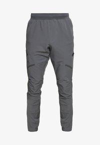 Under Armour - PROJECT ROCK UTILITY PANT - Teplákové kalhoty - pitch gray - 4