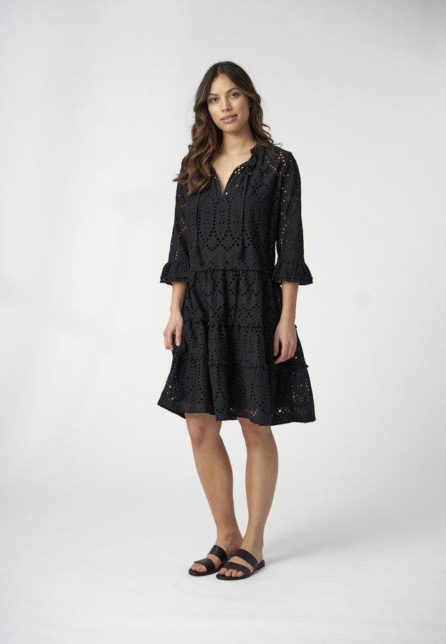 VILDA  - Day dress - black