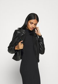 Even&Odd - Jumper dress - black - 4