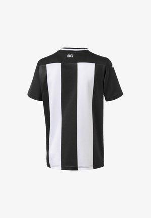 Club wear - white-black