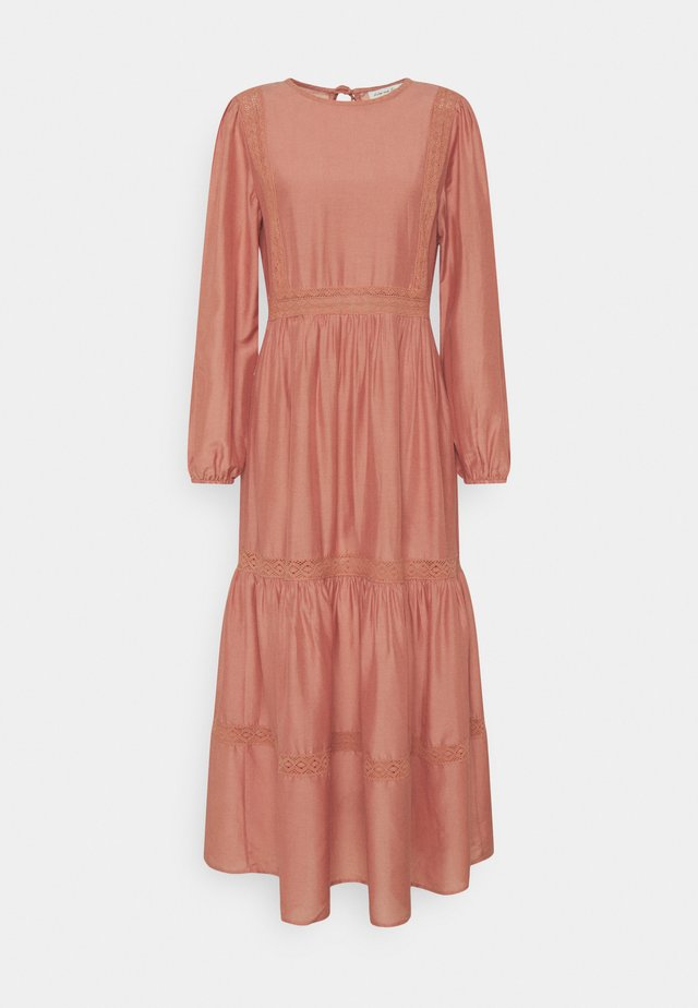 LARA DRESS - Korte jurk - dusky rose