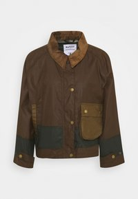 Barbour - ALEXA CHUNG PATRICIA WAX - Summer jacket - ancient - 0