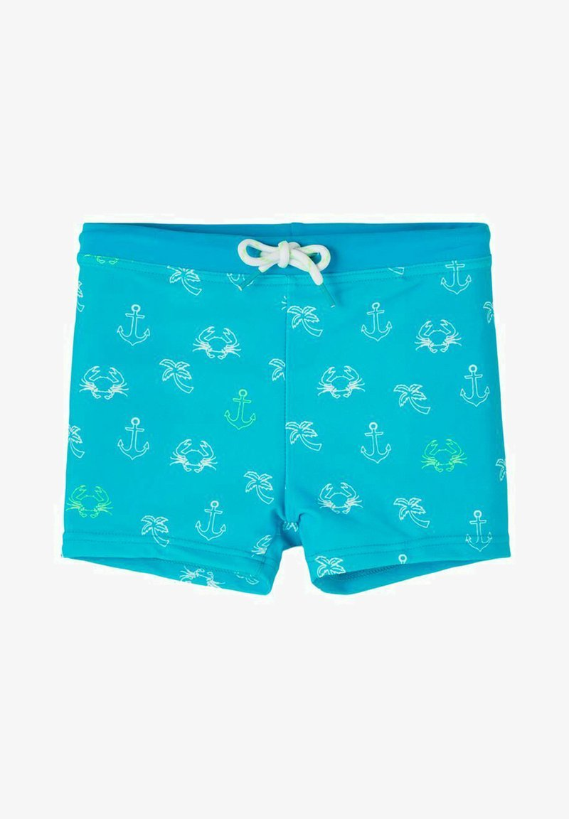 Name it - Swimming shorts - peacock blue