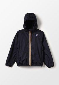K-Way - LE VRAI CLAUDE - Waterproof jacket - black - 0