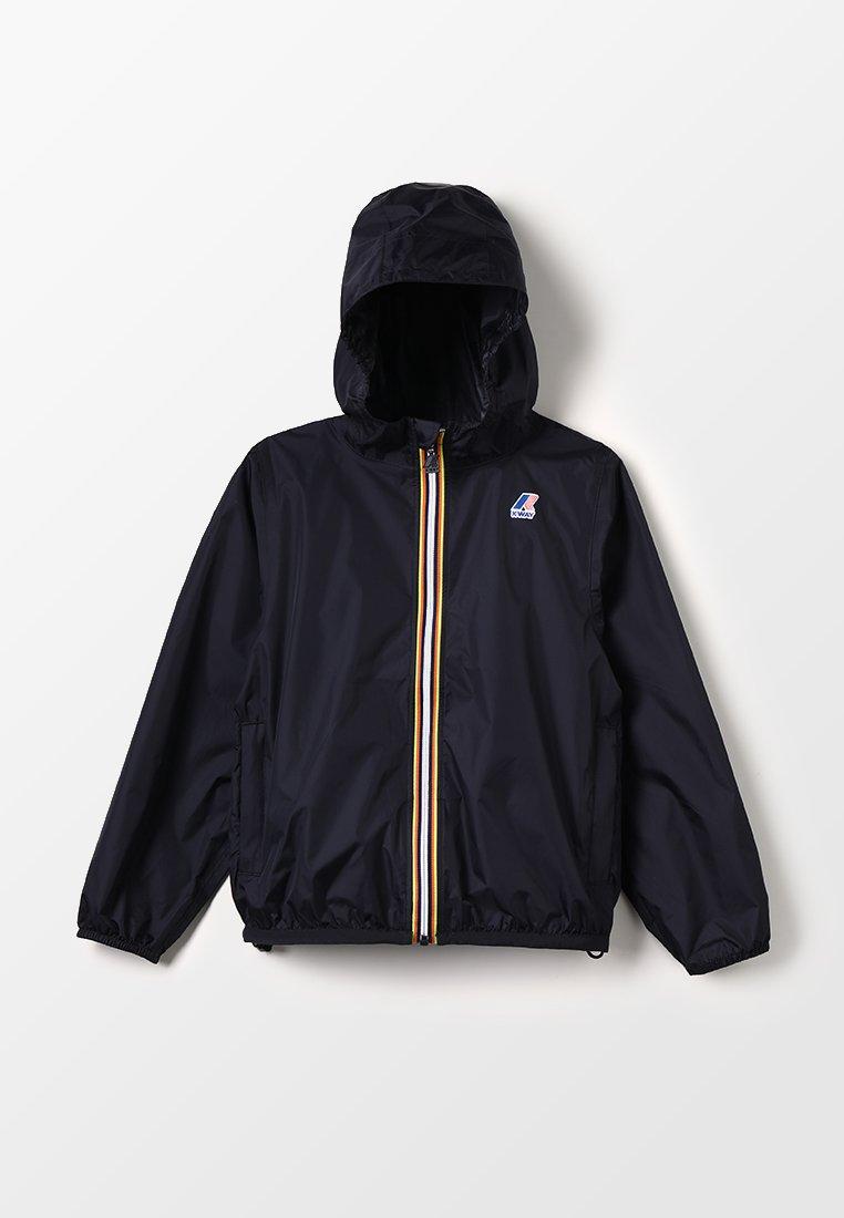 K-Way - LE VRAI CLAUDE - Waterproof jacket - black