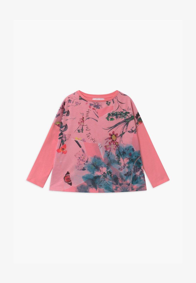 Desigual - WATFORD - Long sleeved top - pink