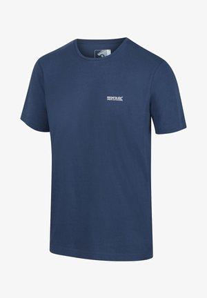 TAIT  - Basic T-shirt - dark denim