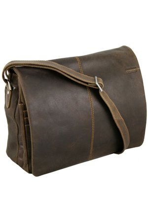 WESTCOAST MESSENGER (34 cm) - Across body bag - sattel