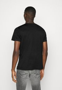 Burton Menswear London - SHORT SLEEVE CREW 10 PACK - T-shirt basic - black/white/indigo - 3