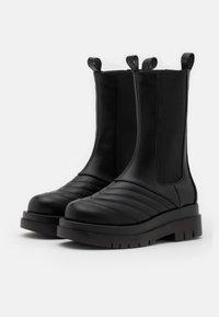 RAID - ADALEE - Platåstøvler - black - 2