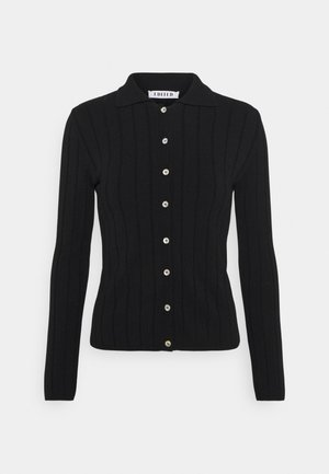HOLLY - Cardigan - schwarz