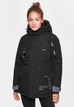 ICONIC EXPLORER - Down coat - black