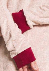 adidas Originals - SAMSTAG TERRY - Long sleeved top - pink - 5