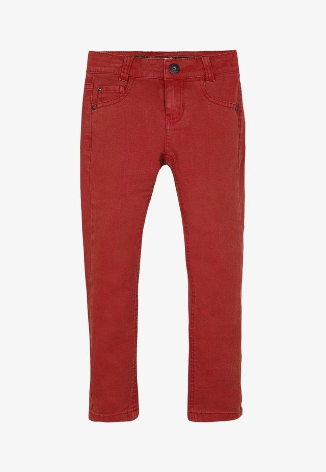 Jeans slim fit - wood