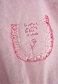 Cigit - Long sleeved top - light pink - 2