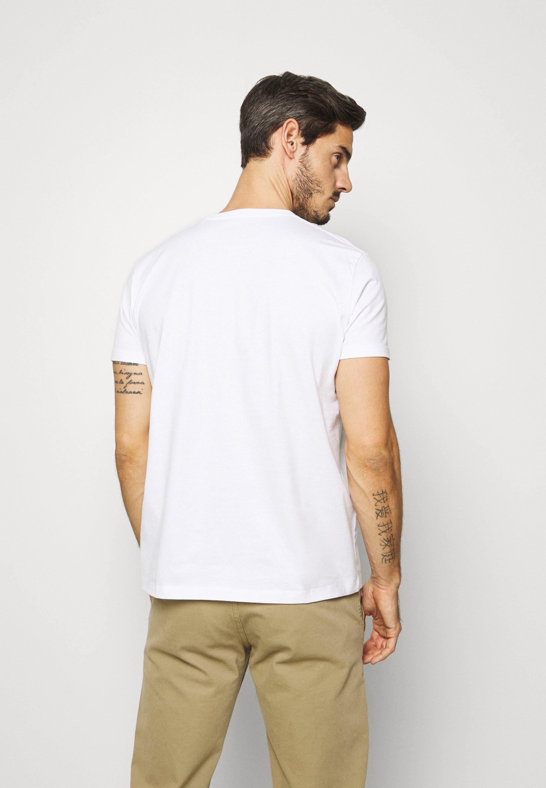Esprit Print T-shirt - white yMV2M