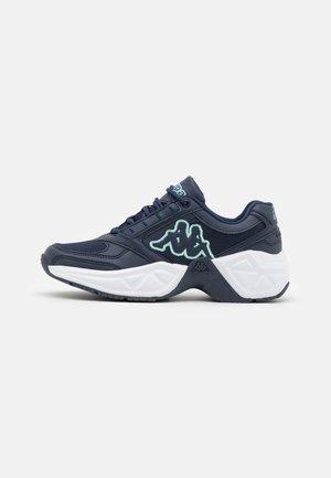 KRYPTON - Sports shoes - navy/mint