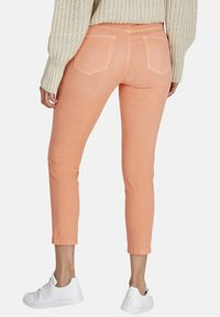 Angels - ORNELLA - Slim fit jeans - orange - 2