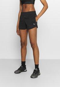 Puma - PERFORMANCE  - Sports shorts - black - 0