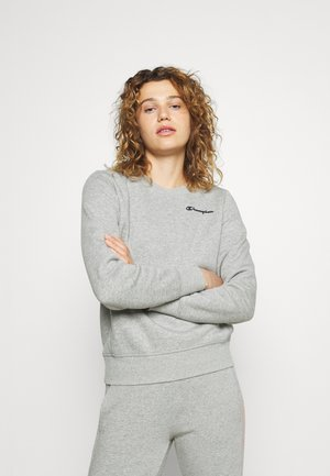 CREWNECK - Sweatshirt - grey melange
