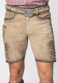 Stockerpoint - ALOIS - Shorts - beige - 3