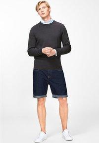 Produkt - PKTHNN  - Sweter - dark grey - 1