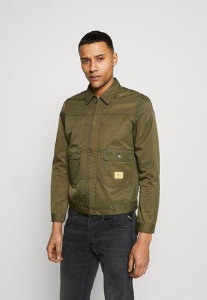 Summer jacket - olive green