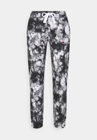 Champion Rochester - ELASTIC CUFF PANTS - Tracksuit bottoms - white - 0