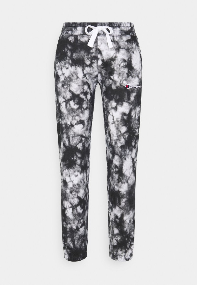 Champion Rochester - ELASTIC CUFF PANTS - Tracksuit bottoms - white