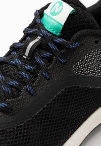 Merrell - SKYFIRE - Trail running shoes - black - 5