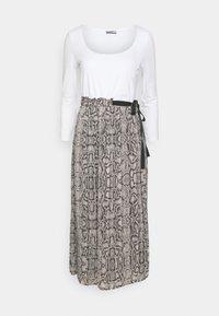 Liu Jo Jeans - ABITO UNITA - Maxi dress - beige - 0