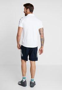 adidas Performance - 4KRFT TECH WOVEN SHORTS - Korte sportsbukser - legend ink/white - 2